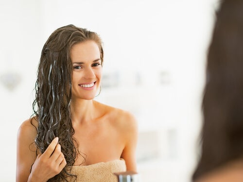 Coconut and carrot for hair growth